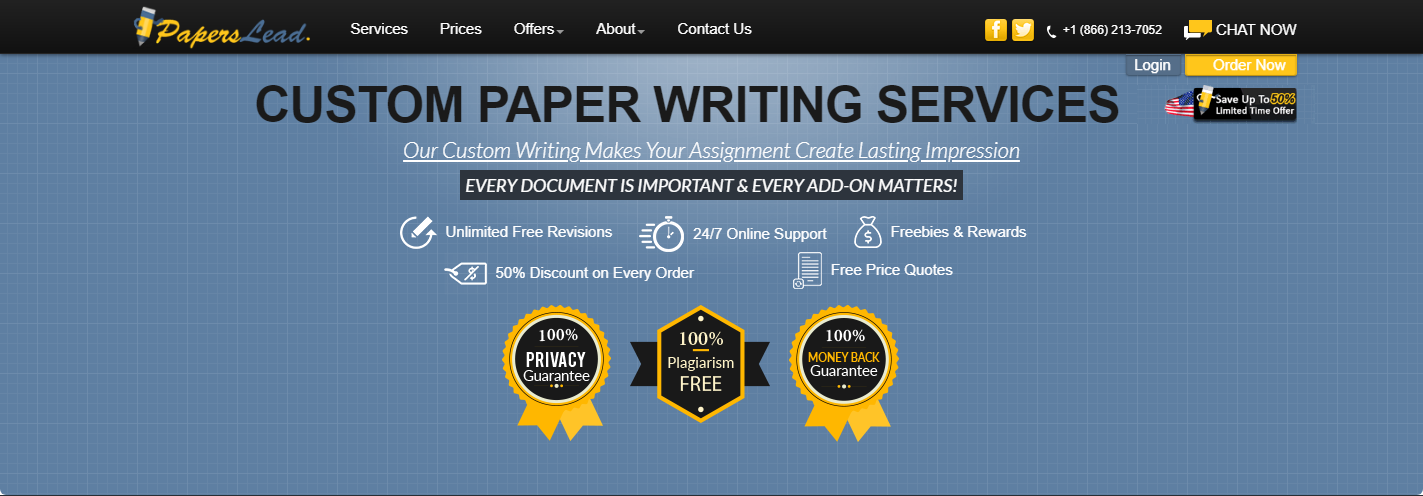 Deliver only quality custom essays